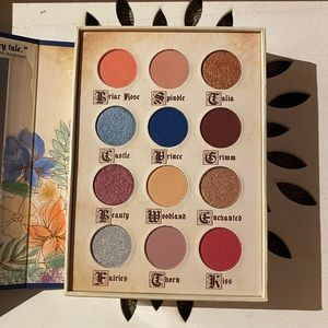 Storybook Cosmetics Little Briar Rose Eye Palette
